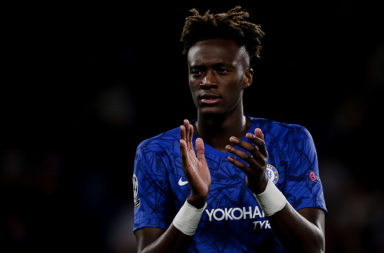 Tammy Abraham has been vocal about Sunday's fixture.