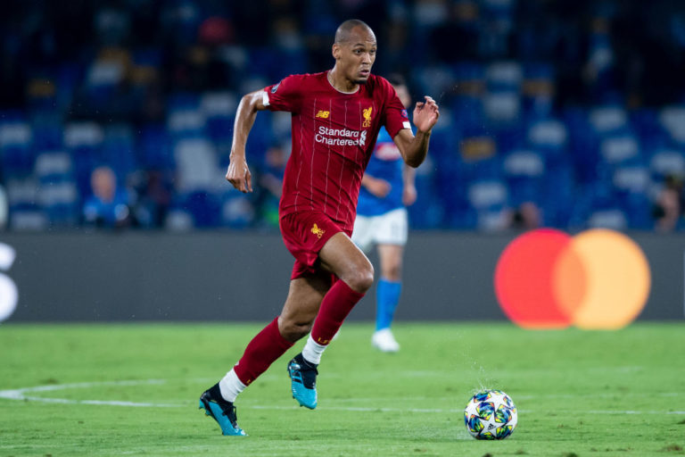 """""""It's not enough beating the record"""": Fabinho has lofty ambitions"""