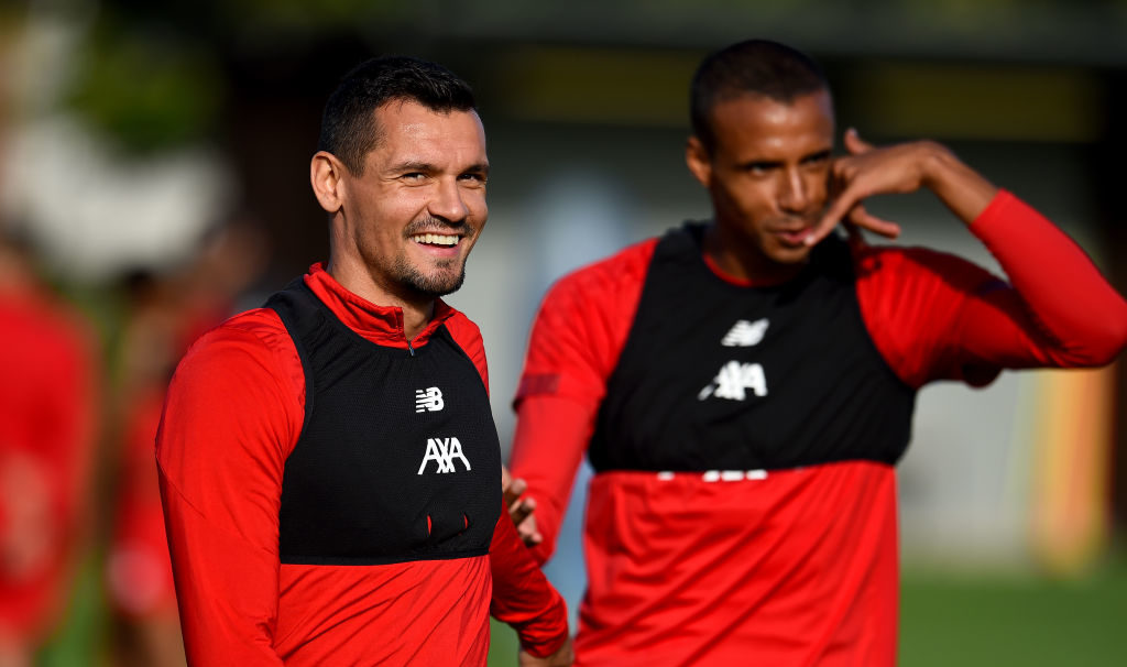 Liverpool duo looked worryingly off the pace against Shrewsbury