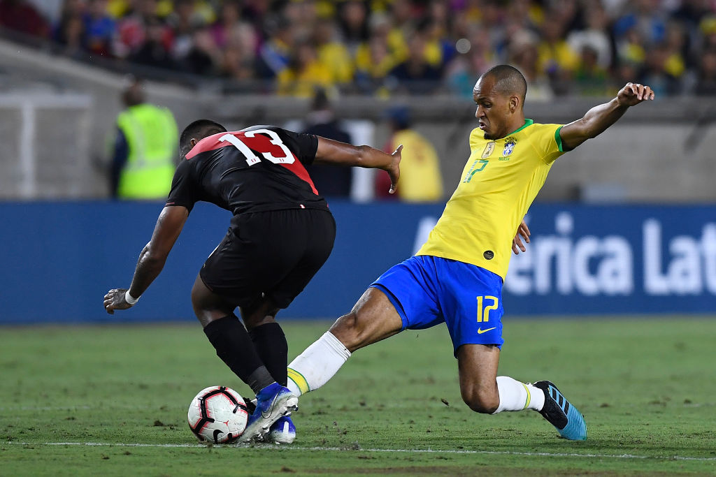 Firmino and Fabinho were part of a disappointing Brazil defeat.