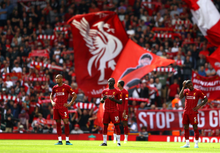 Liverpool edging closer to Premier League win record
