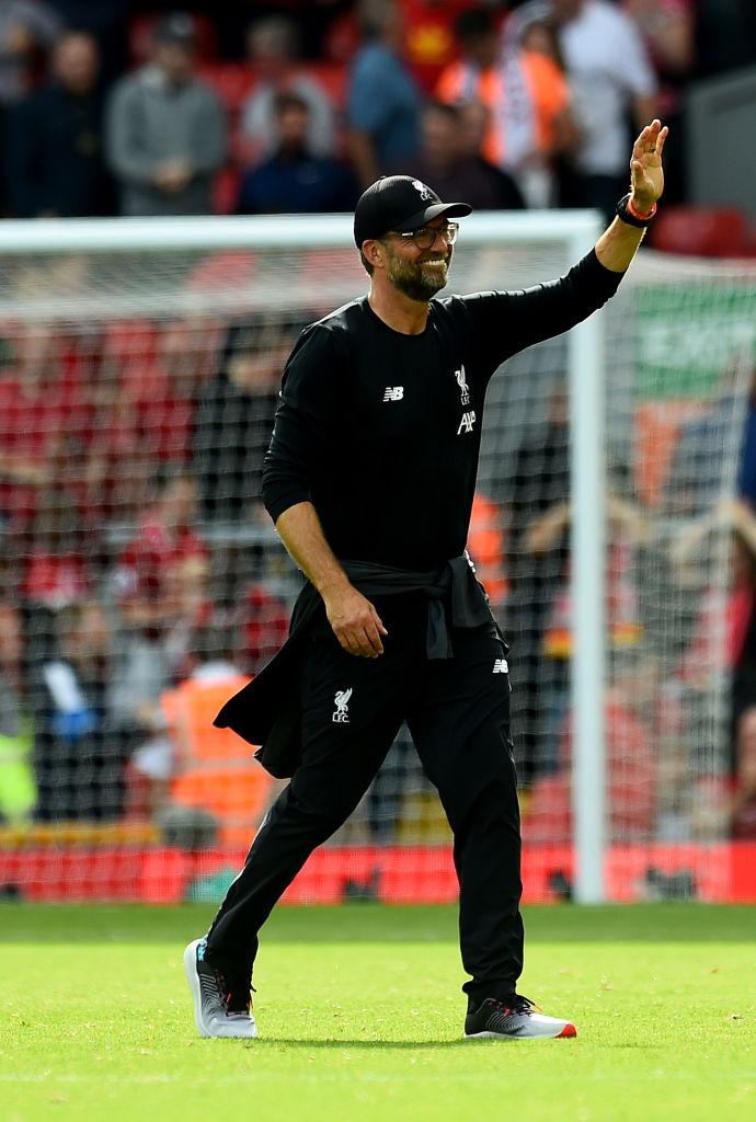 Up the record-breaking Reds: Three Liverpool stats from the weekend