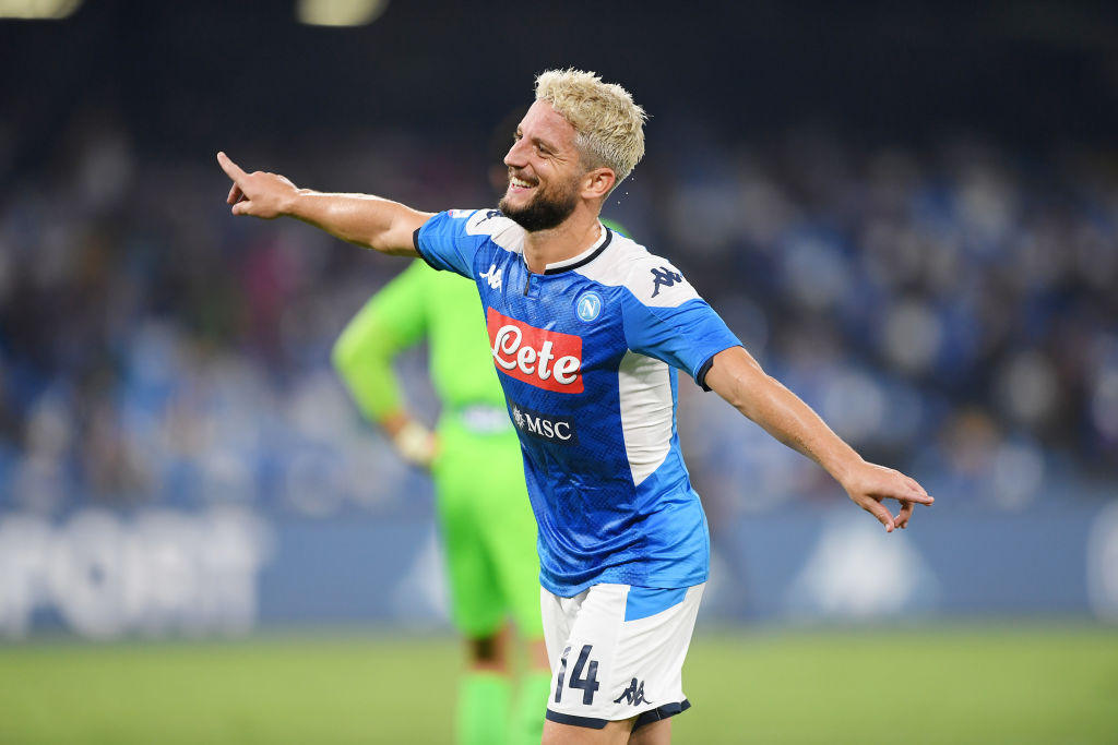 Could Dries Mertens provide another attacking option at Liverpool? - Rousing The Kop - Liverpool FC News