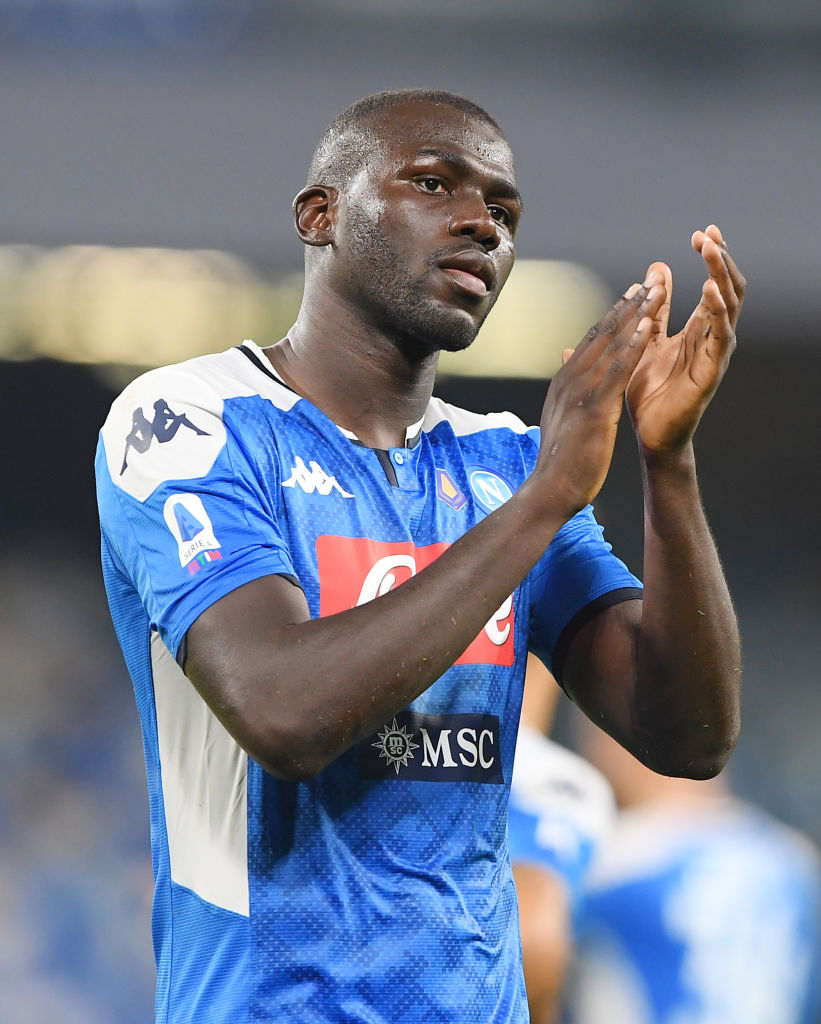 Liverpool could have the chance to sign Kalidou Koulibaly this summer according to a report.