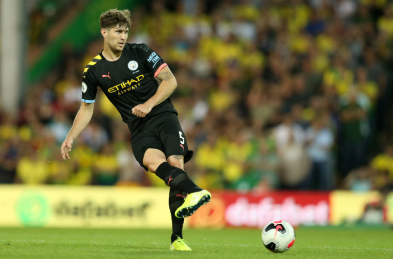 John Stones injury could ruin Man City's seasons.
