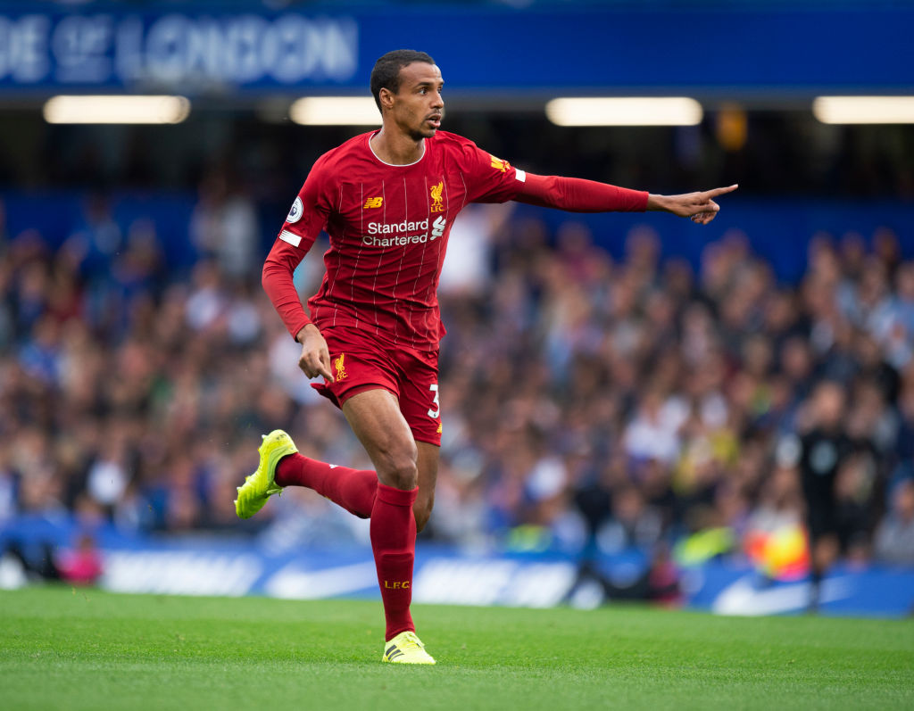 Liverpool fans have reacted to the latest Joel Matip injury news.