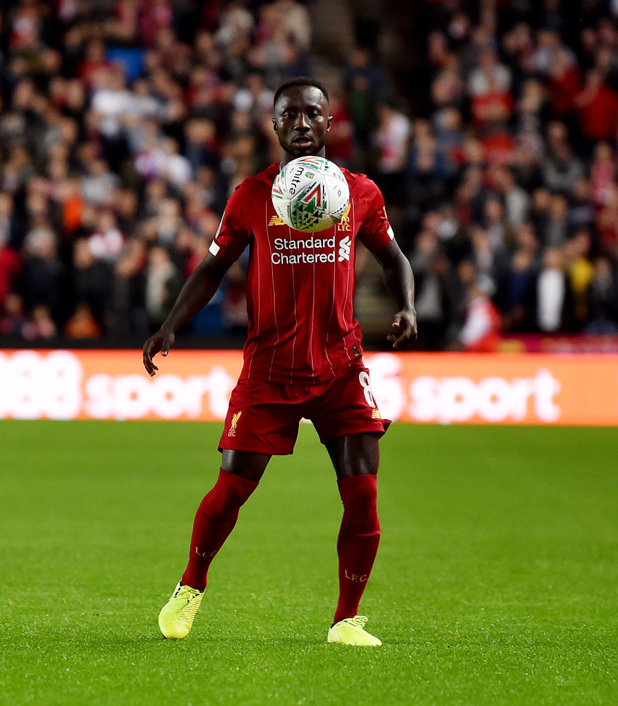 Naby Keita could have a make or break game on Saturday.