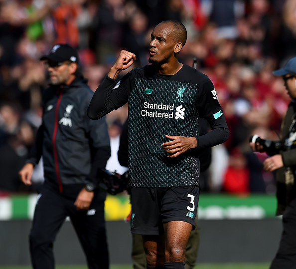 Declan Rice believes Fabinho to be the best in the world.