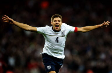 They don't make England players like Gerrard anymore.