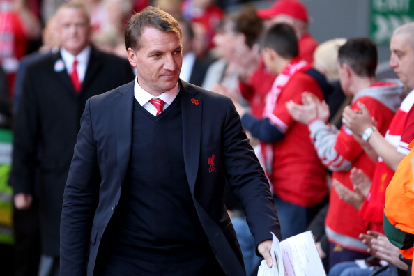Brendan Rodgers could replace Pep Guardiola.