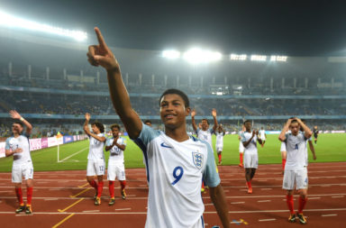 Rhian Brewster wanted a loan move.