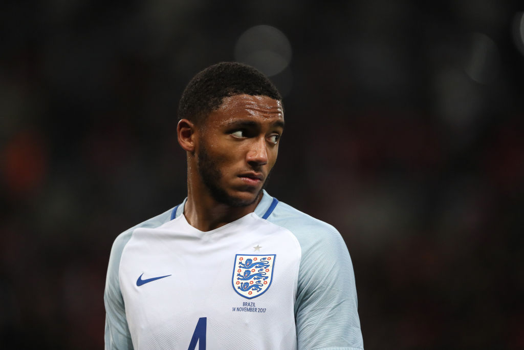 A Liverpool player should be England captain - should it be Joe Gomez?