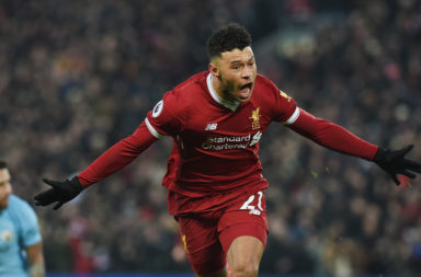 We need Oxlade-Chamberlain to start this weekend.