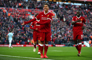 Liverpool should drop Firmino and replace him with Brewster.