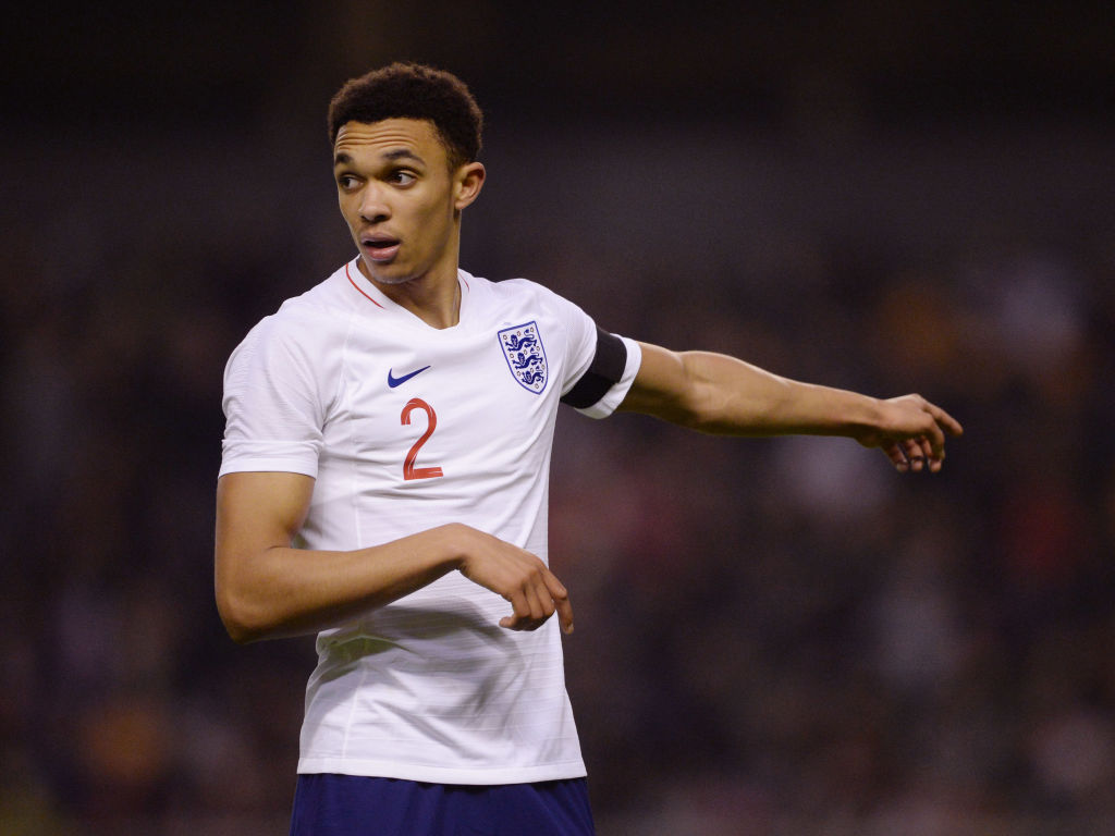 A Liverpool player should be England captain - should it be Trent Alexander-Arnold?