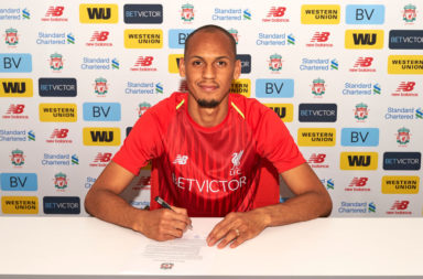 Lack of Liverpool leaks helped us buy Fabinho.