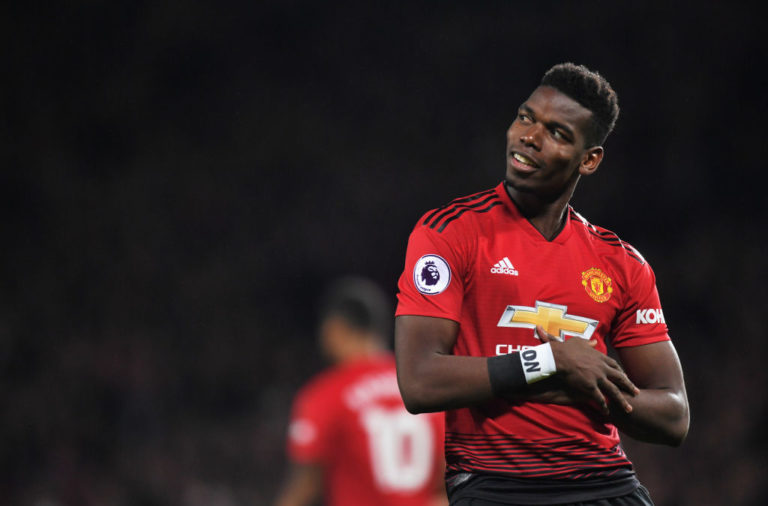 Paul Pogba injury update is good news for Liverpool.