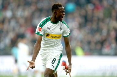 Christian Falk has claimed that Liverpool are interested in Denis Zakaria.