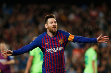 Lionel Messi has revealed why he struggled against Virgil van Dijk.