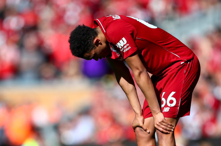 Alexander-Arnold is missing against Genk. Who starts instead?