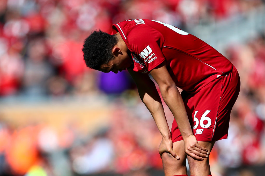 Liverpool face injury crisis ahead of Genk fixture - who should start instead?