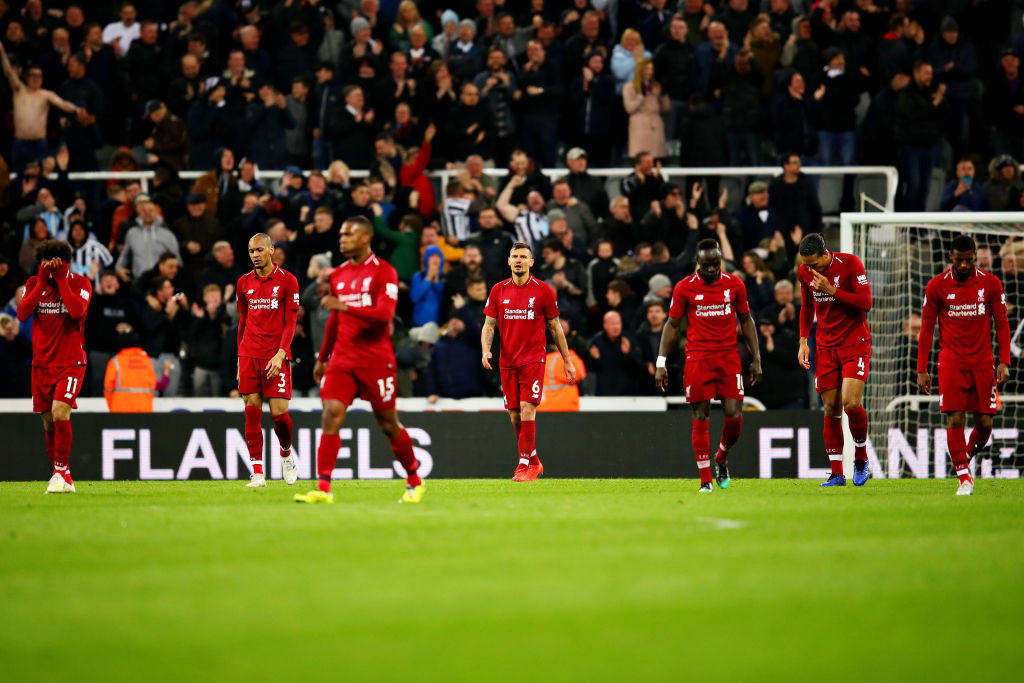 Sky pundit claims Liverpool are vulnerable in key area