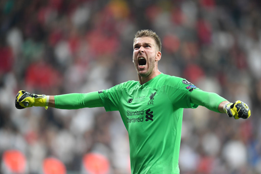 James Milner and Jürgen Klopp have praised Adrian.