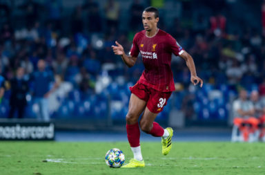 Joel Matip injury could cause problems for Liverpool.