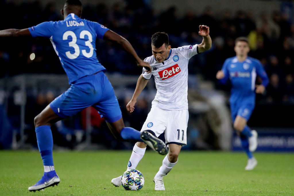 What we learned from Genk draw with Napoli.
