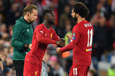 Naby Keita and Mo Salah could be the partnership to drive the Liverpool title defence.