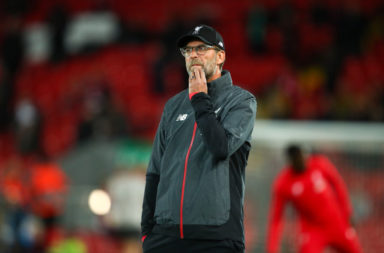Jurgen Klopp, Champions League