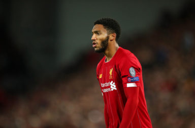 Joe Gomez has divided fans.