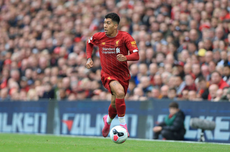 Dropping Roberto Firmino into the midfield could give us a much needed creative spark.