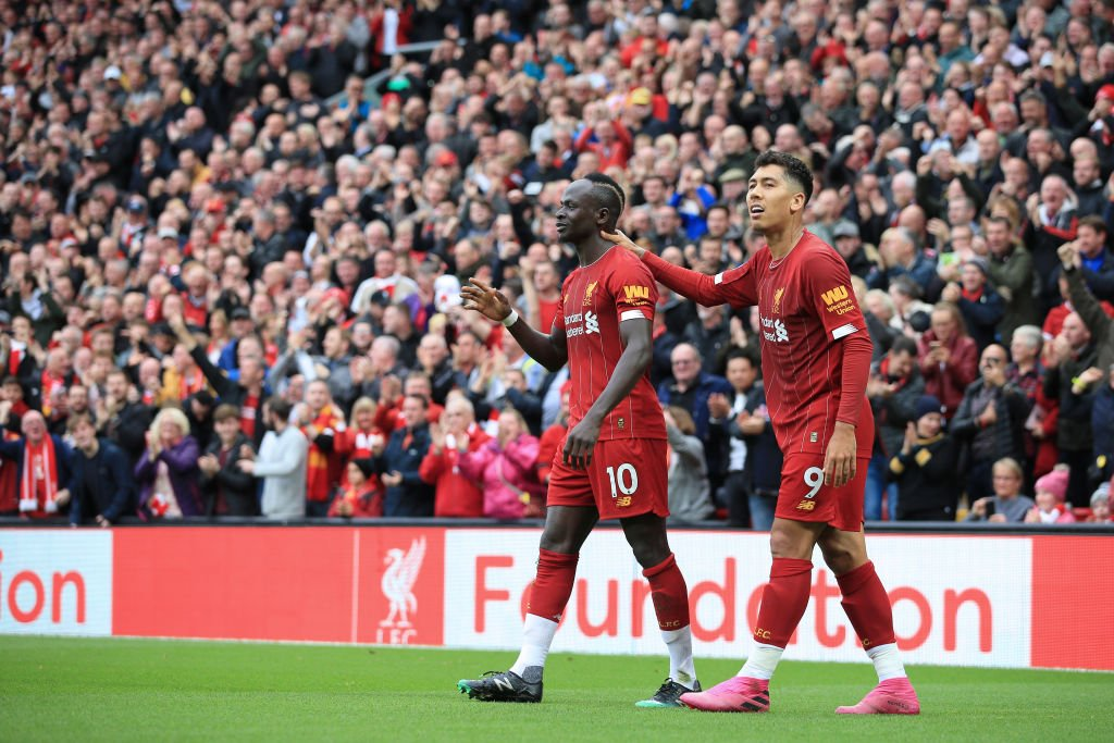 Roberto Firmino and Sadio Mane came under criticism from the Reds icon for their performance at Old Trafford