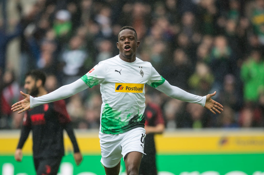 Liverpool linked with Bundesliga midfielder Denis Zakaria