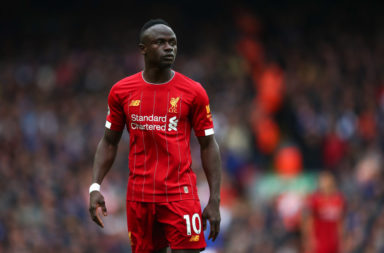 Mane is one of 3 Liverpool players that will dominate Man United.