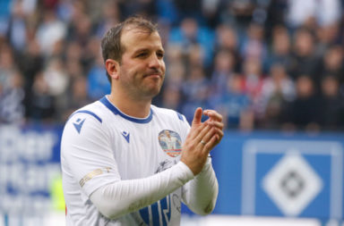 Rafael Van der Vaart has valued Van Dijk at €300m.