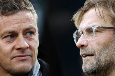 Jürgen Klopp opens up on Solskjaer job speculation.