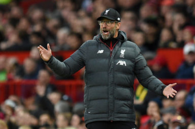 Reaction to Liverpool draw with Man United shows how good Klopp is.