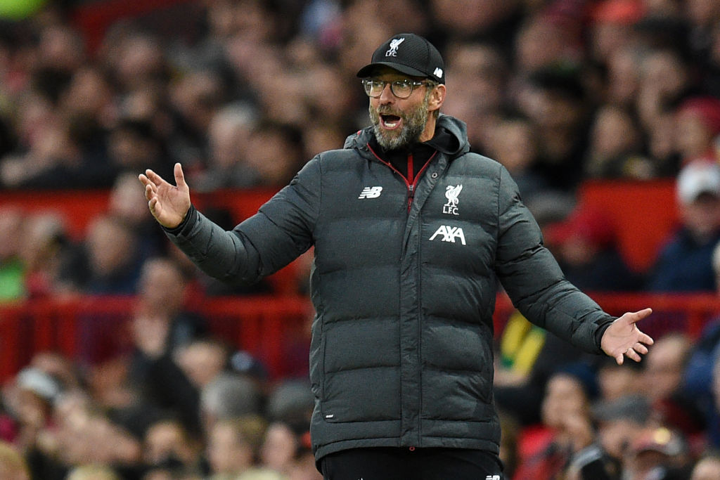 Reaction to Old Trafford draw shows just how good Jürgen Klopp is