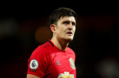 A tweet by Harry Maguire shows how far ahead Liverpool are of their rivals.