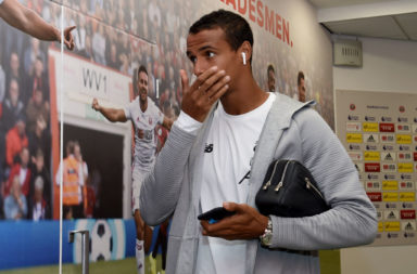 Liverpool deal with Matip injury.