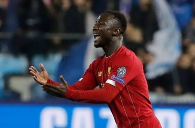 Naby Keita has to start against Spurs.