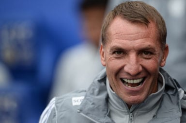 Brendan Rodgers, Leicester City