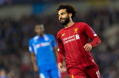 Mo Salah is back to his best in time for Liverpool's clash with Spurs.