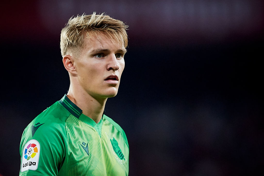 Liverpool should ask for Martin Odegaard as part of any sale to Real Madrid.