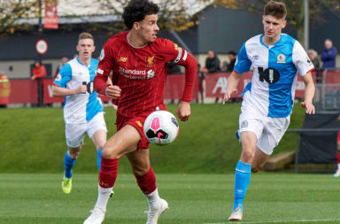 Pep Lijnders has outlined what Liverpool's academy players need to do to break into the first team