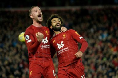 This weekend was Liverpool's best victory of the season.