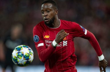 Liverpool should give Origi more starts.