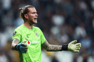 Loris Karius could be set for a return to Liverpool.